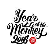 2016: The Chinese year of the Monkey