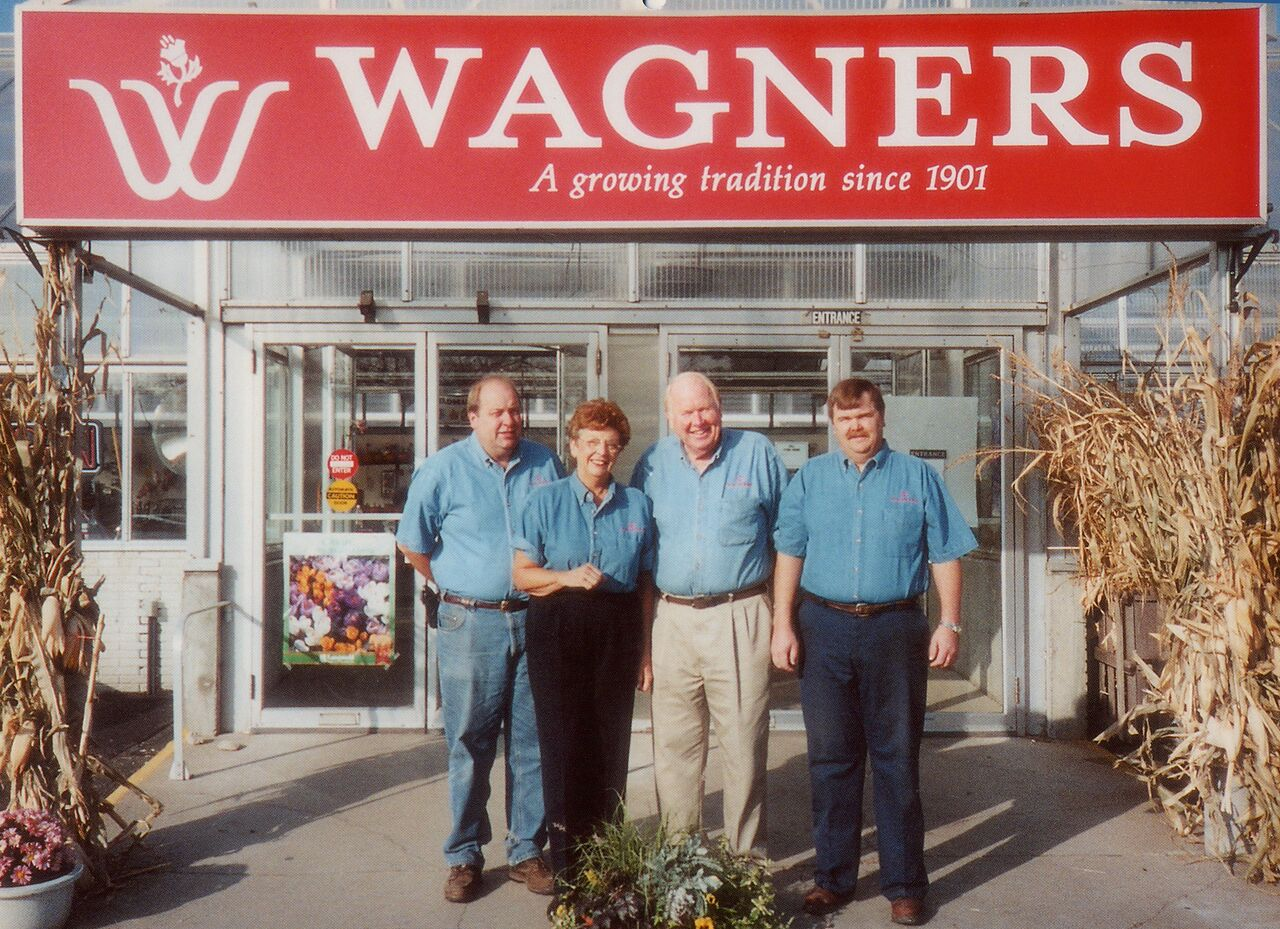 Wagners Family 3rd And 4th Generations Wagners Greenhouse