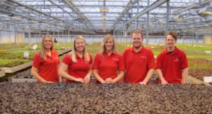 As Wagner Greenhouses And Garden Centers Looks To The Future Fifth Generation Of Family Members Including Laura Julie Nik Eric Are