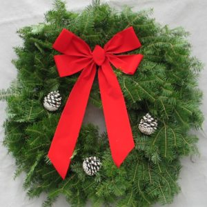 balsam-wreath
